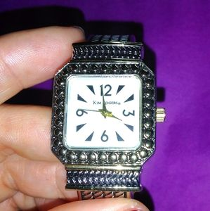 Kim Rogers Antique Cuff Watch